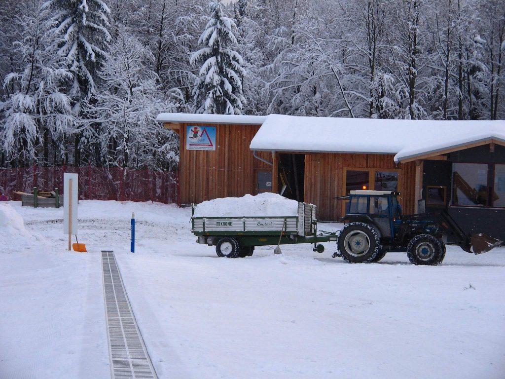 Seilbahnprofi Schneeanlage Skilift